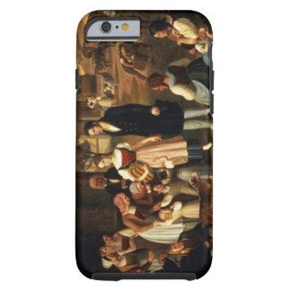 El adiós de Dorothea, Hermann de Goethe de 'y hace Funda De iPhone 6 Tough