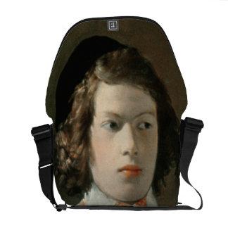 El adivino, c.1625 (aceite en lona) (véase 19 bolsas messenger