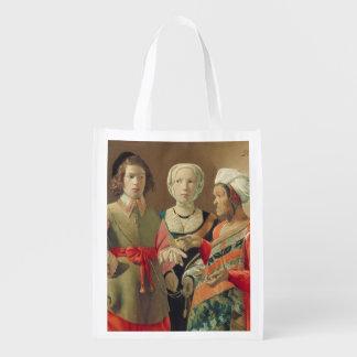 El adivino, c.1630 (aceite en lona) (véase 19 bolsas de la compra