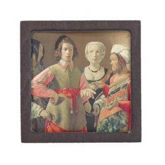 El adivino, c.1630 (aceite en lona) (véase 19 cajas de recuerdo de calidad