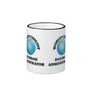 El administrador de la base de datos más fresco taza de dos colores