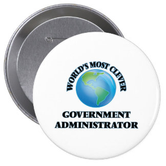 El administrador más listo del gobierno del mundo