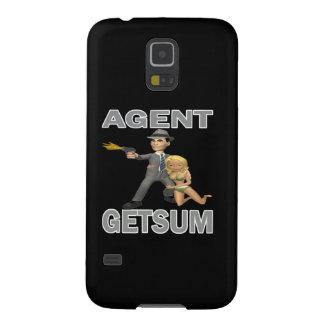 El agente consigue suma fundas para galaxy s5