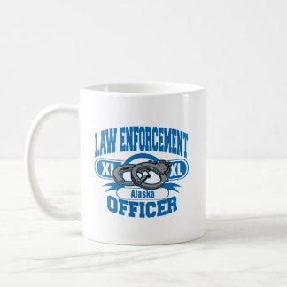 El agente de la autoridad esposa Alaska Taza De Café