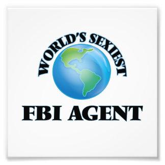 El agente del FBI más atractivo del mundo Arte Fotografico