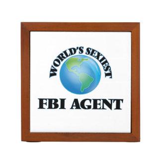 El agente del FBI más atractivo del mundo Portalápices