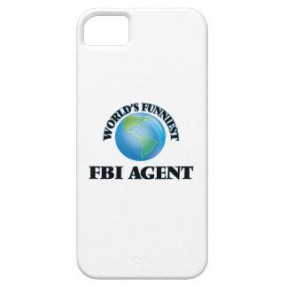 El agente del FBI más divertido del mundo iPhone 5 Funda
