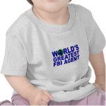 El agente del FBI más grande del mundo Camiseta