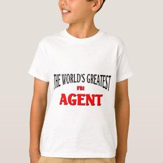 El agente del FBI más grande del mundo Playera