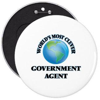 El agente del gobierno más listo del mundo