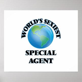El agente especial más atractivo del mundo poster