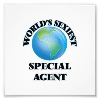 El agente especial más atractivo del mundo fotografias