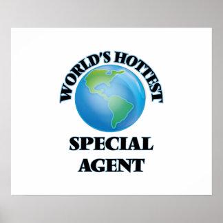 El agente especial más caliente del mundo poster