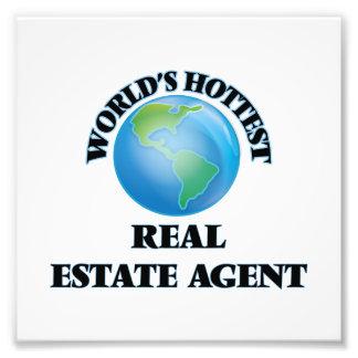 El agente inmobiliario más caliente del mundo arte fotográfico