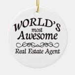 El agente inmobiliario más impresionante del mundo ornatos