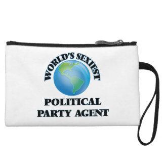 El agente más atractivo del fiesta político del