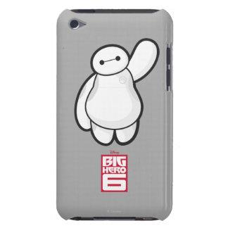 El agitar de Baymax iPod Case-Mate Cárcasas