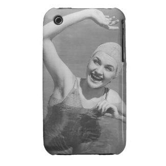El agitar de la mujer carcasa para iPhone 3
