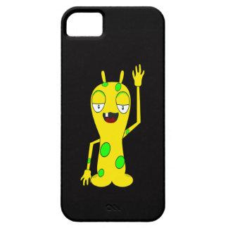 El agitar del monstruo del dibujo animado iPhone 5 funda