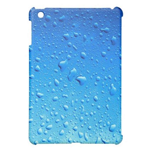 El agua cae el mini caso del iPad iPad Mini Cárcasa