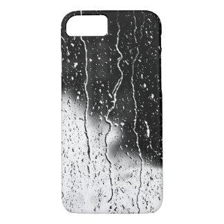 El agua cae las tejas finas cristalinas Beautif Funda iPhone 7