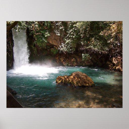 El agua Chakra Impresiones