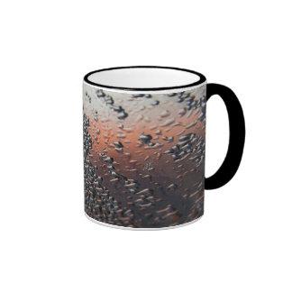 El agua condensada cae 11 onzas tazas de café
