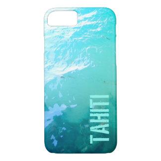 El agua de encargo de Tahití sombrea OCW Funda iPhone 7