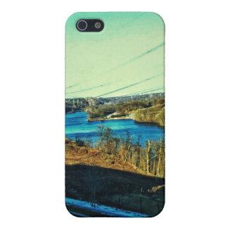 El agua de Yonker iPhone 5 Carcasa