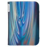 El agua ondula multicolor abstracto de la turquesa