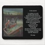 El agua y el pozo - Mousepad Alfombrilla De Ratones