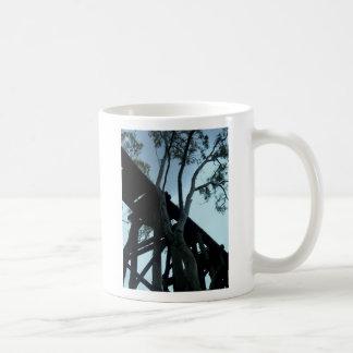 El aguantar taza clásica