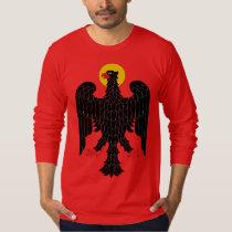 EL ÁGUILA NEGRA DE LA ROJA CAMISA T-Shirt