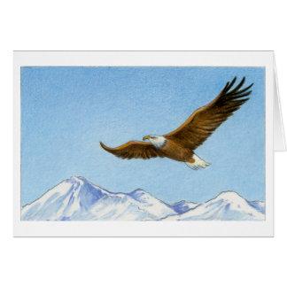 EL Aguila Tarjeta Pequeña