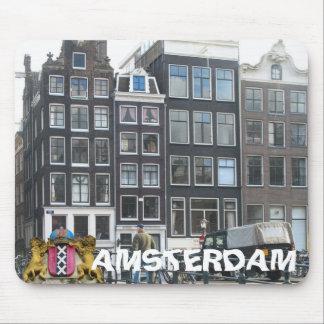 El aguilón de Amsterdam contiene la foto Mousepad Tapetes De Ratón