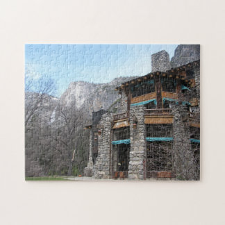 El Ahwahnee- Yosemite Puzzles