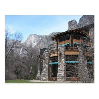 El Ahwahnee- Yosemite Postal
