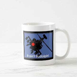 él aint Rudolph Taza De Café