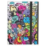 El aire del iPad de los monstruos del Doodle