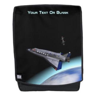 El Al Maslool Space Shuttle Backpack