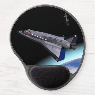 El Al Maslool Space Shuttle Gel Mousepad