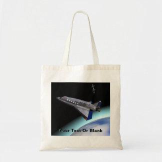 El Al Maslool Space Shuttle Tote Bag