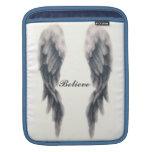 El ala del ángel cree mangas de iPad