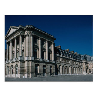 El ala vieja, palacio de Versalles, 1662-70, archi Tarjetas Postales