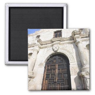 El Álamo en San Antonio, Tejas Imán Cuadrado
