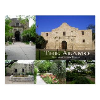 El Álamo, San Antonio, Tejas Postal