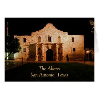 El Álamo San Antonio, Tejas Felicitacion