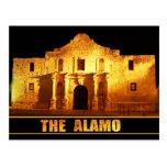 El Álamo, San Antonio, Tejas Tarjeta Postal