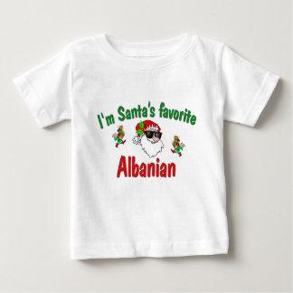 El albanés preferido de Santa Playeras