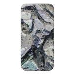 ¡El albañil abstracto tiene gusto del fondo, lo mo iPhone 5 Fundas